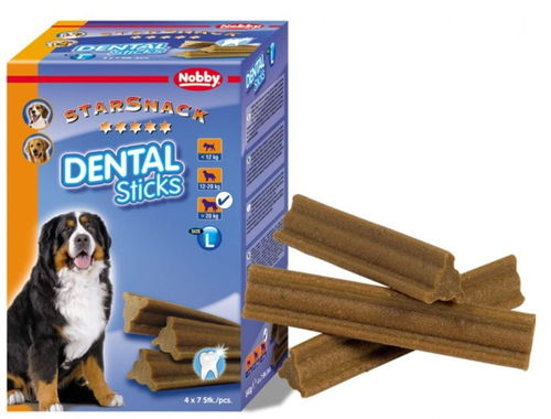 Nobby Starsnack Dental sticks Large 28 kpl, 840g